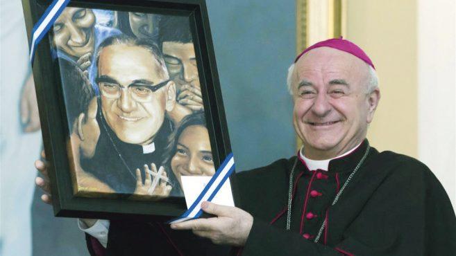 Romero érsekkel kapcsolatos csoda