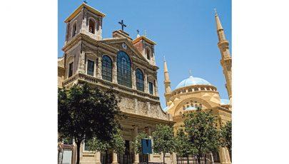 Szíriai muszlimok tértek áta kereszténységre