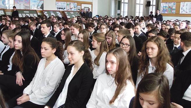 Szent Benedekre emlékeztek Győrben