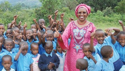 Árva gyerekek anyja lett Burundiban