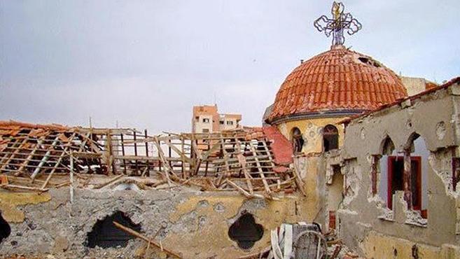Egy szíriai falu újjáépítéséért