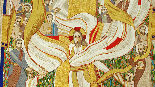 A feltámadt Krisztus ajándéka az örök élet