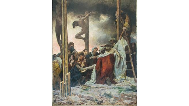 Krisztus temetése