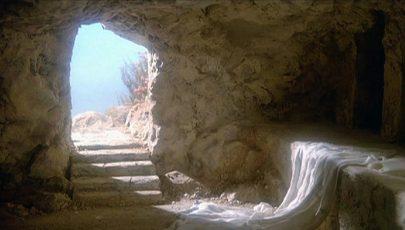 Megmutatta társainak,mi a feltámadás