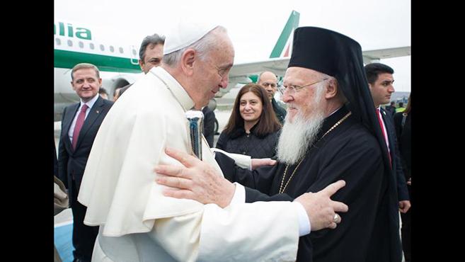 Ferenc pápa egyiptomi látogatása