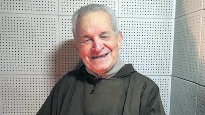 Luís Dri, a mindiga gyóntatószékben ülő pap