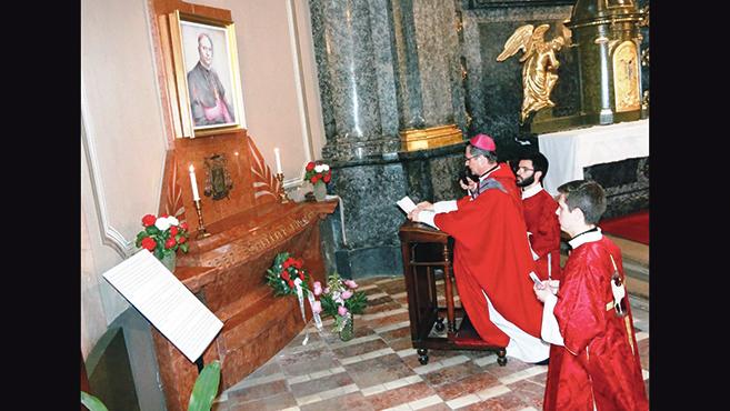 Boldog Scheffler Jánosra emlékezteka Szatmári egyházmegyében