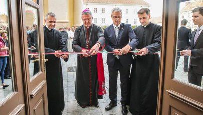 A Szombathelyi egyházmegye értékei