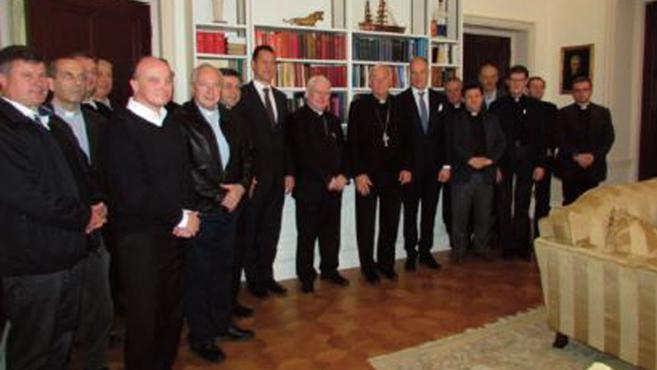 Európai magyar papi konferenciát tartottak Londonban