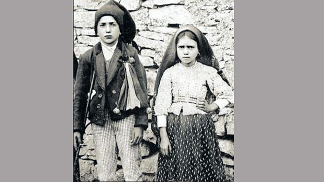 Egyházunk új szentjei: Ferenc és Jácinta, a látnokgyermekek