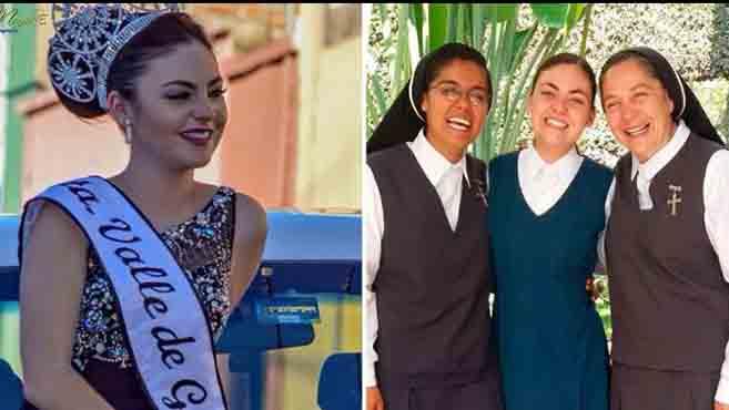 Klarisszának készül a mexikói szépségkirálynő
