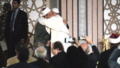 Az erőszak minden hiteles vallásosság tagadása