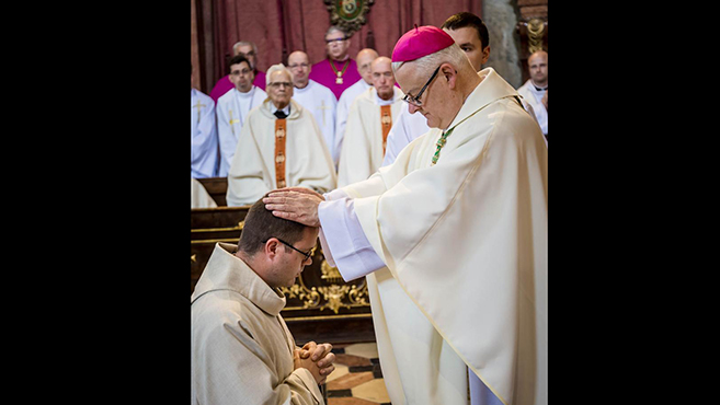 Pap- és diakónusszentelések országszerte