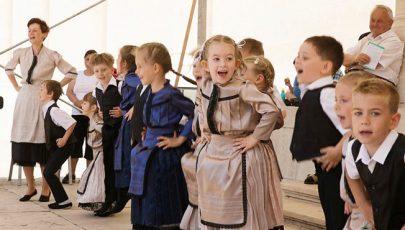 A közösségeket ünnepelték Pécsett pünkösdhétfőn