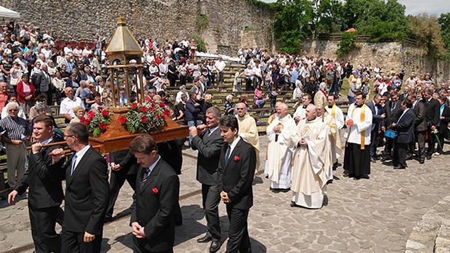 Szent Erzsébet kanonizációjára emlékeztek Sárospatakon