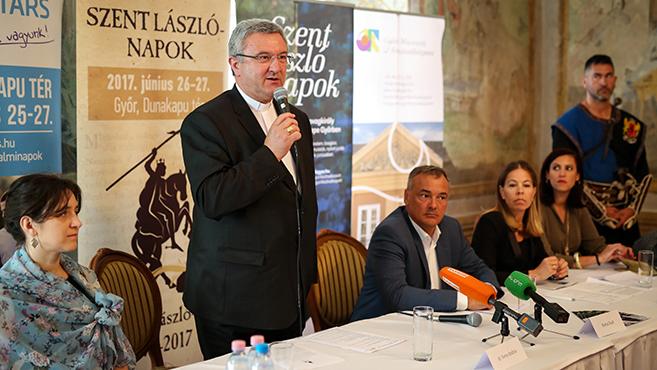 Szent László-napok Győrben
