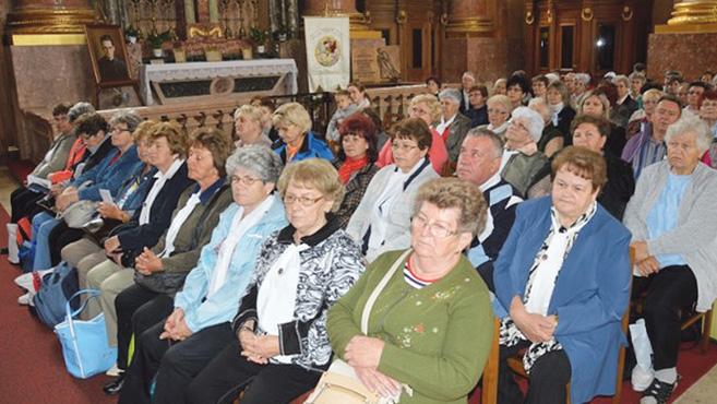 Szent Mónika közösségek találkozója Szombathelyen