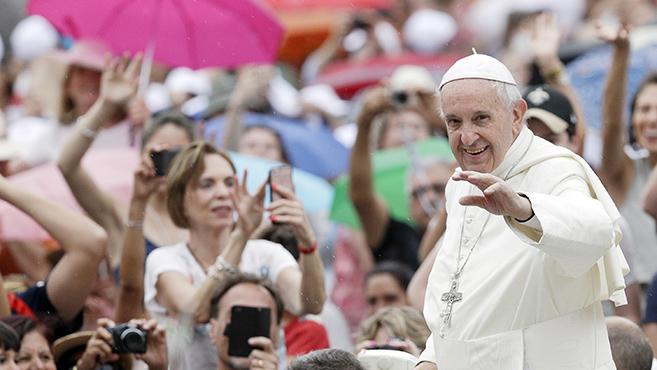 A keresztény tanúságtétel mindig ellenállásba ütközik, de nem vagyunk egyedül