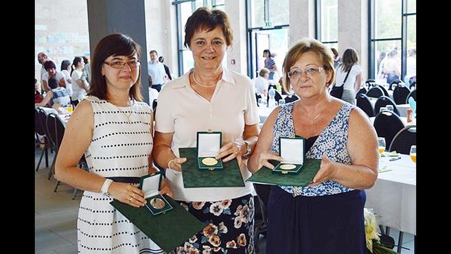 Átadták a Szent Gellért-díjakat a Szombathelyi Egyházmegyében