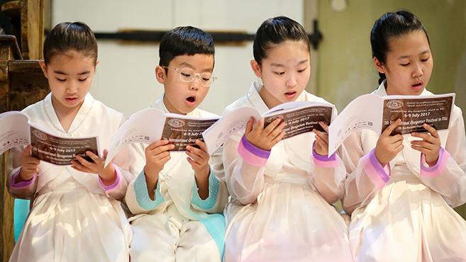 Nemzetközi gregorián fesztivál Vácott