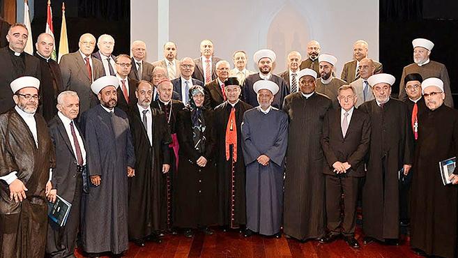 Keresztény és iszlám vallási vezetők találkoztak Libanonban