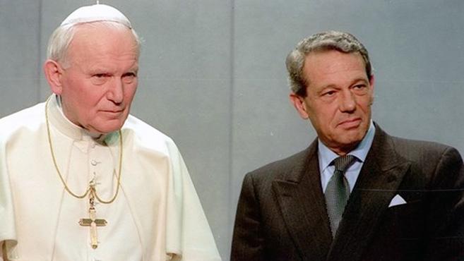 Meghalt Joaquín Navarro-Valls, II. János Pál pápaegykori szóvivője