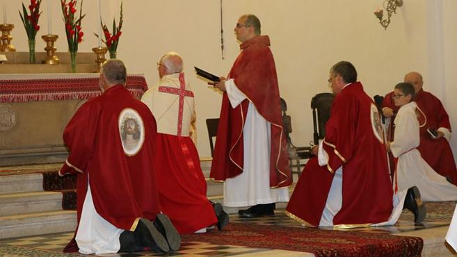 Szent Vér-búcsút ünnepeltek Bátán