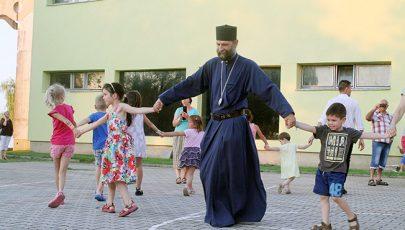 Görögkatolikus családtábor Siófokon