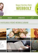 Webboltot nyitotta Magyar Katolikus Rádió