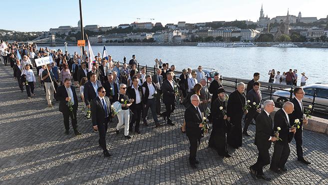 A totalitárius diktatúrák áldozatainak európai emléknapján
