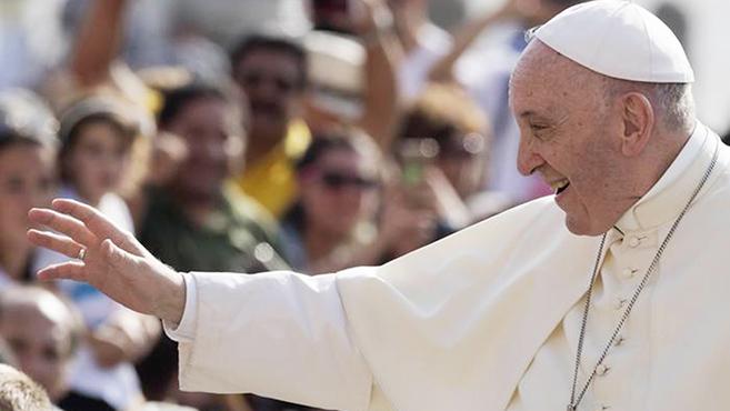 """""""Jézus nem olyan követőket akar,akik rosszkedvűen bandukolnak mögötte"""""""