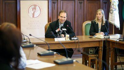 A püspöki konferencia őszi üléséről
