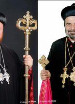 Szír ortodox egyházi vezetők magyar állampolgársági esküje