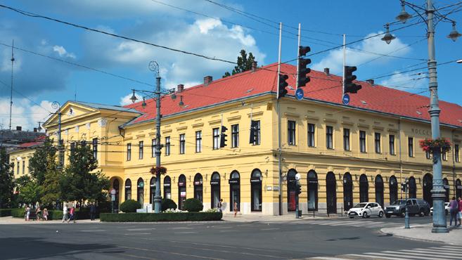 A magyar Genfben