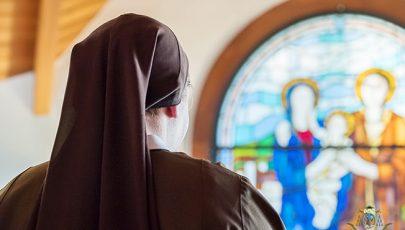 Káptalan a ferences nővéreknél