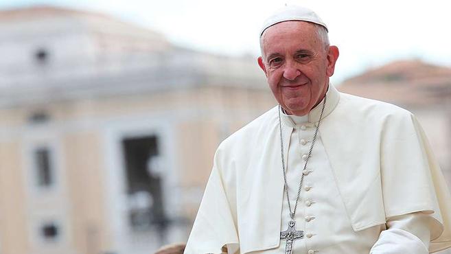 Ferenc pápa felhívása