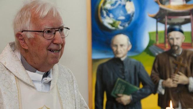 Elhunyt Werner József verbita szerzetes