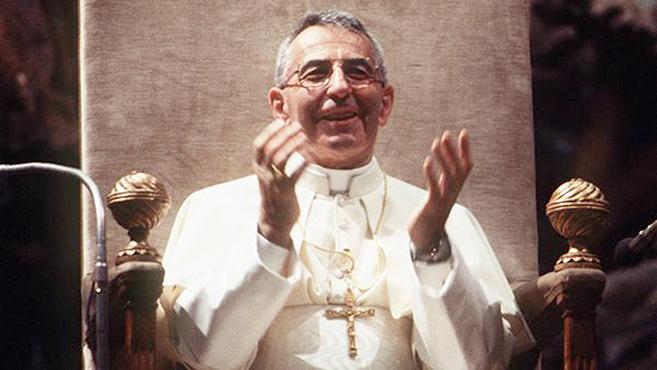 """""""Elmesélem, hogyan halt meg Luciani pápa"""""""