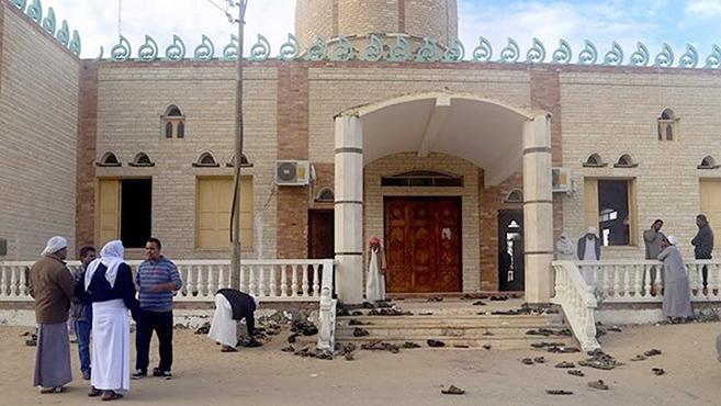A Szentatya részvéttávirata az egyiptomi merénylet után