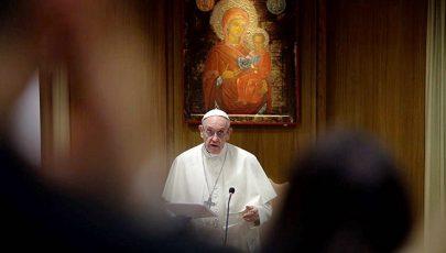 Ferenc pápa: Európa újragondolása