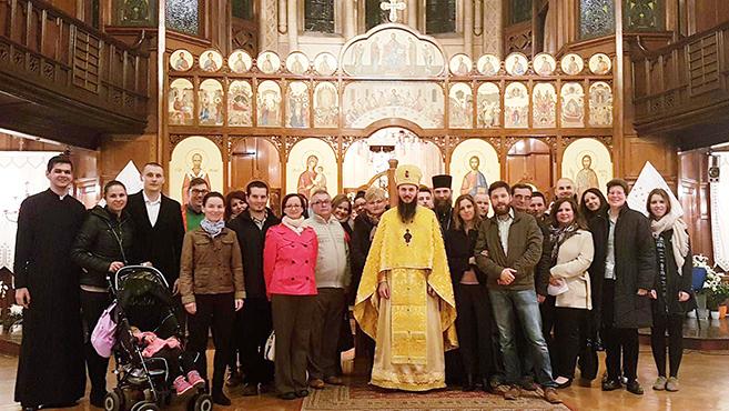 A külföldön élő magyar görögkatolikusokért