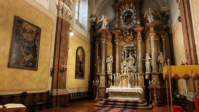 Assisi Szent Ferenc elragadtatását nézve