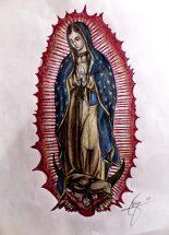 A Guadalupei Szűz Mária jubileumi ünnepe Budán