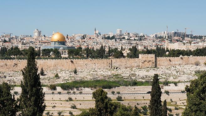 Kié Jeruzsálem?