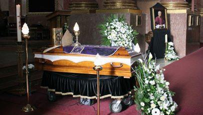 Eltemették Konkoly István nyugalmazott megyéspüspököt