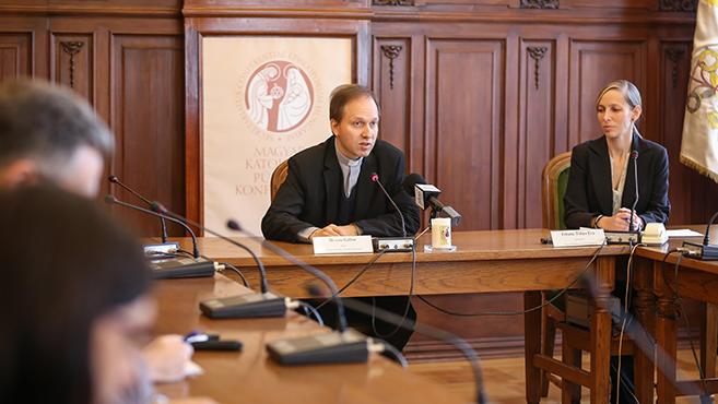 A püspöki konferencia téli üléséről