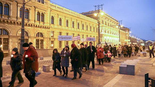Tegyük Budapestet a béke műhelyévé