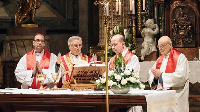 Boldog Apor Vilmos püspök tiszteletére