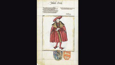"""""""Emil"""" herceg – a tizenhatodik századból"""