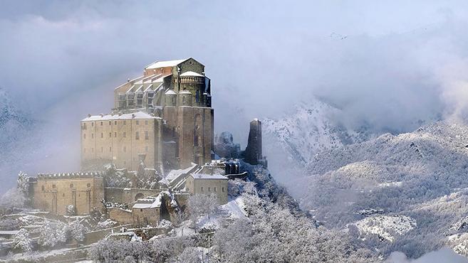 Tűzvész pusztított a középkori apátságban